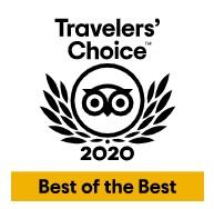 attestation d'excellence de Trip Advisor