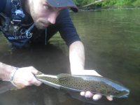 Guillaume, guide de pêche