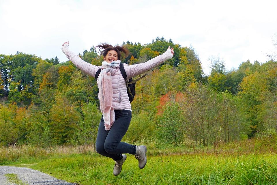 Vacances d'automne dans le Cantal
